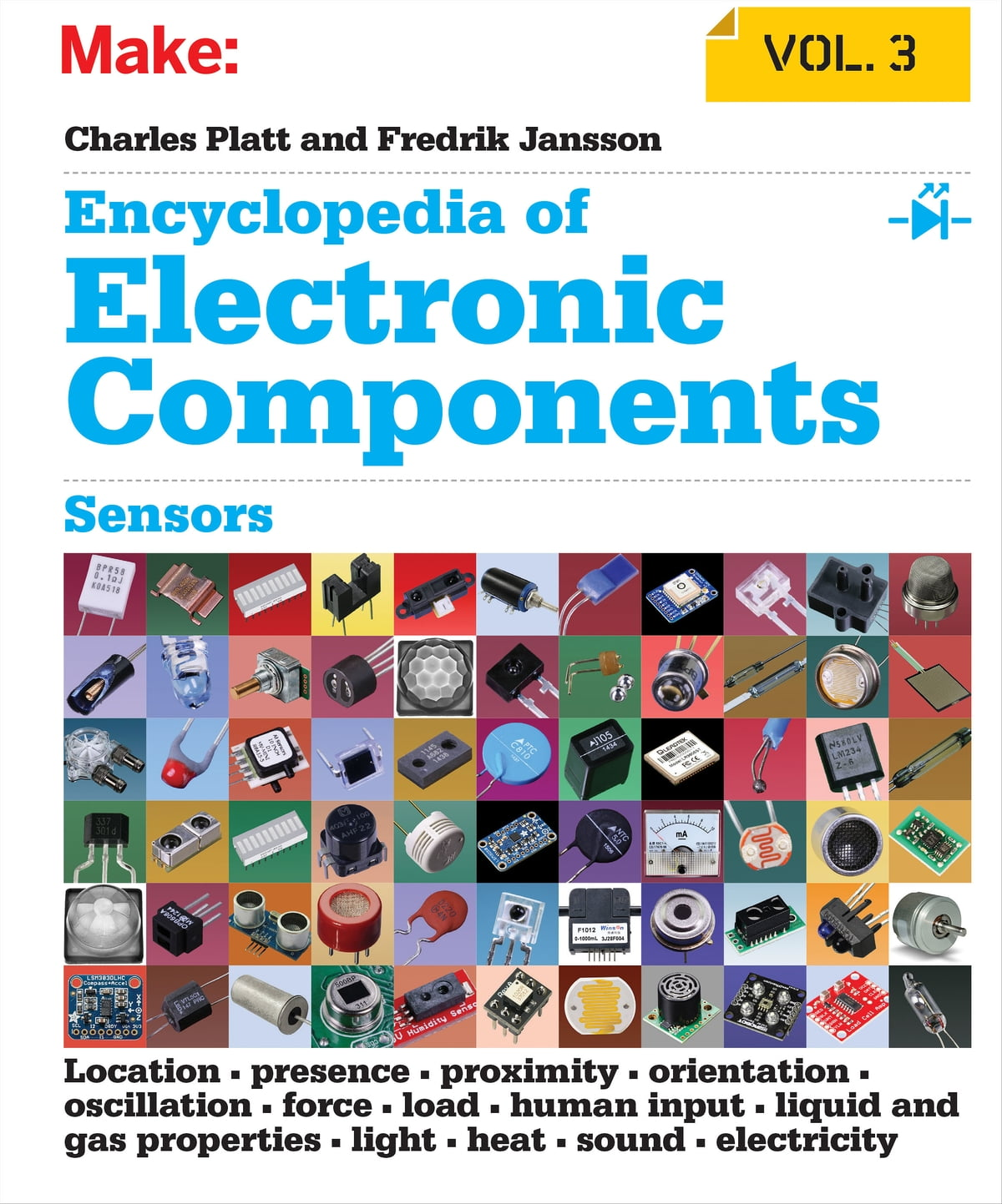 Encyclopedia of electronic components volume 3 ebook by charles encyclopedia of electronic components volume 3 ebook by charles platt 9781449334277 rakuten kobo fandeluxe Image collections