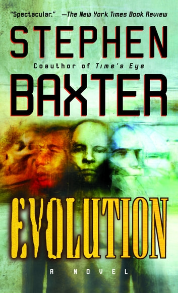 Evolution ebook by Stephen Baxter