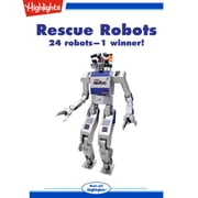Rescue Robots audiobook by Andy Boyles
