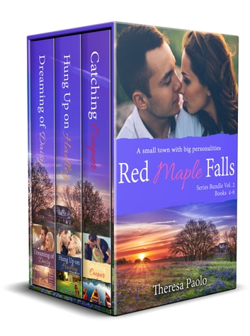 Red Maple Falls Series Bundle: Books 4-6 ebook by Theresa Paolo