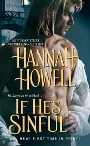 If He's Sinful ebook by Hannah Howell