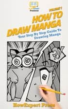 How to Draw Manga ebook by HowExpert