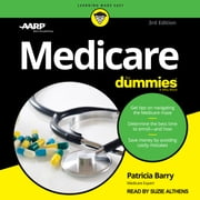 Medicare For Dummies audiobook by Patricia Barry
