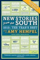 New Stories from the South 2010 ebook by Amy Hempel