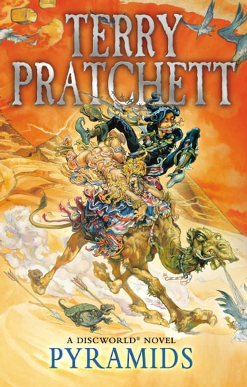 Pyramids - (Discworld Novel 7) ebook by Terry Pratchett