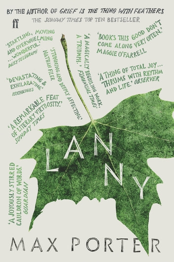 Lanny - LONGLISTED FOR THE BOOKER PRIZE 2019 ebook by Max Porter