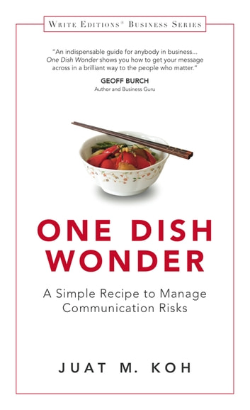 One dish wonder a simple recipe to manage communication for One dish wonders recipes