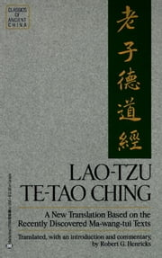 Lao-Tzu: Te-Tao Ching ebook by Robert G. Henricks