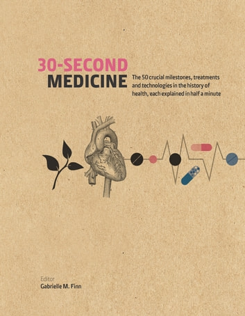 30-Second Medicine - The 50 crucial milestones, treatments and technologies in the history of health, each explained in half a minute ebook by Dr. Gabrielle M Finn