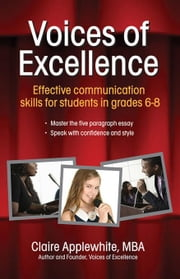 Voices of Excellence ebook by Applewhite, Claire