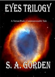 Eyes Trilogy ebook by S.A. Gorden