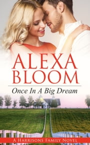 Once In A Big Dream ebook by Alexa Bloom