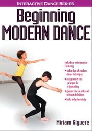 Beginning Modern Dance ebook by Miriam Giguere