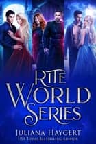 Rite World - Books 1-9 ebook by Juliana Haygert