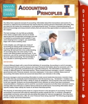 Accounting Principles 1 (Speedy Study Guides) ebook by Speedy Publishing