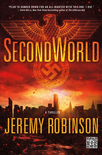 SecondWorld - A Thriller ebook by Jeremy Robinson