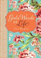 God's Words of Life for Women ebook by Zondervan