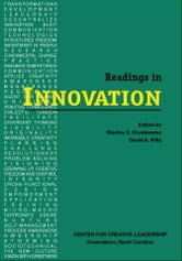 Readings in Innovation ebook by Gryskiewicz, Stanley, S.