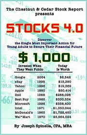Stocks 4.0 ebook by Spinella, J.