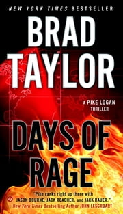 Days of Rage ebook by Brad Taylor