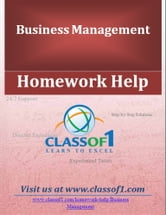 Learning from International Business ebook by Homework Help Classof1