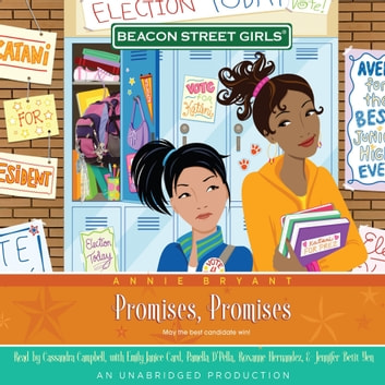 Beacon Street Girls #5: Promises, Promises audiobook by Annie Bryant