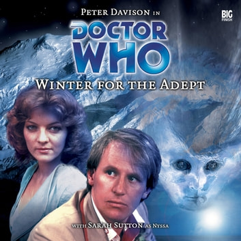 Winter for the Adept audiobook by Andrew Cartmel