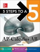 5 Steps to a 5: AP Calculus AB 2017 ebook by