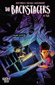 The Backstagers #2 ebook by James Tynion IV,Rian Sygh