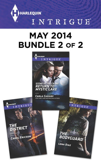 Harlequin Intrigue May 2014 - Bundle 2 of 2 - An Anthology eBook by Carol Ericson,Carla Cassidy,Lena Diaz