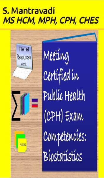 Meeting certified in public health cph exam competencies meeting certified in public health cph exam competencies biostatistics ebook by s fandeluxe Choice Image