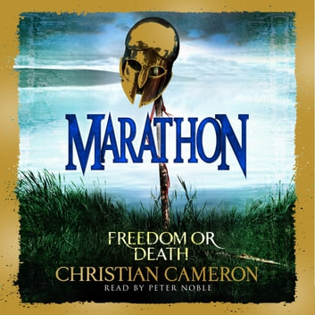 Marathon audiobook by Christian Cameron