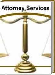 Attorney Services - The Nation's Most Distinguished Book On Attorney Services, Attorney Referral Service and More ebook by Kobo.Web.Store.Products.Fields.ContributorFieldViewModel