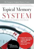 Topical Memory System ebook by The Navigators