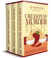 Seagrass Sweets Cozy Mystery Series Books 1-3 Boxset ebook by Sandi Scott
