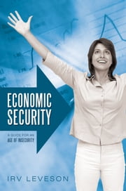 Economic Security - A Guide for an Age of Insecurity ebook by Irv Leveson