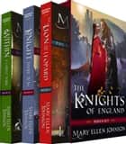The Knights of England Boxed Set, Books 1-3 - Three Complete Historical Medieval Romance ebook by Mary Ellen Johnson