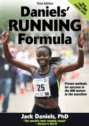 Daniels' Running Formula 3rd Edition ebook by Jack Daniels