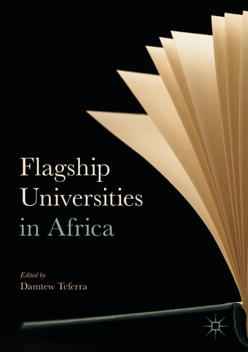 Flagship Universities in Africa ebook by