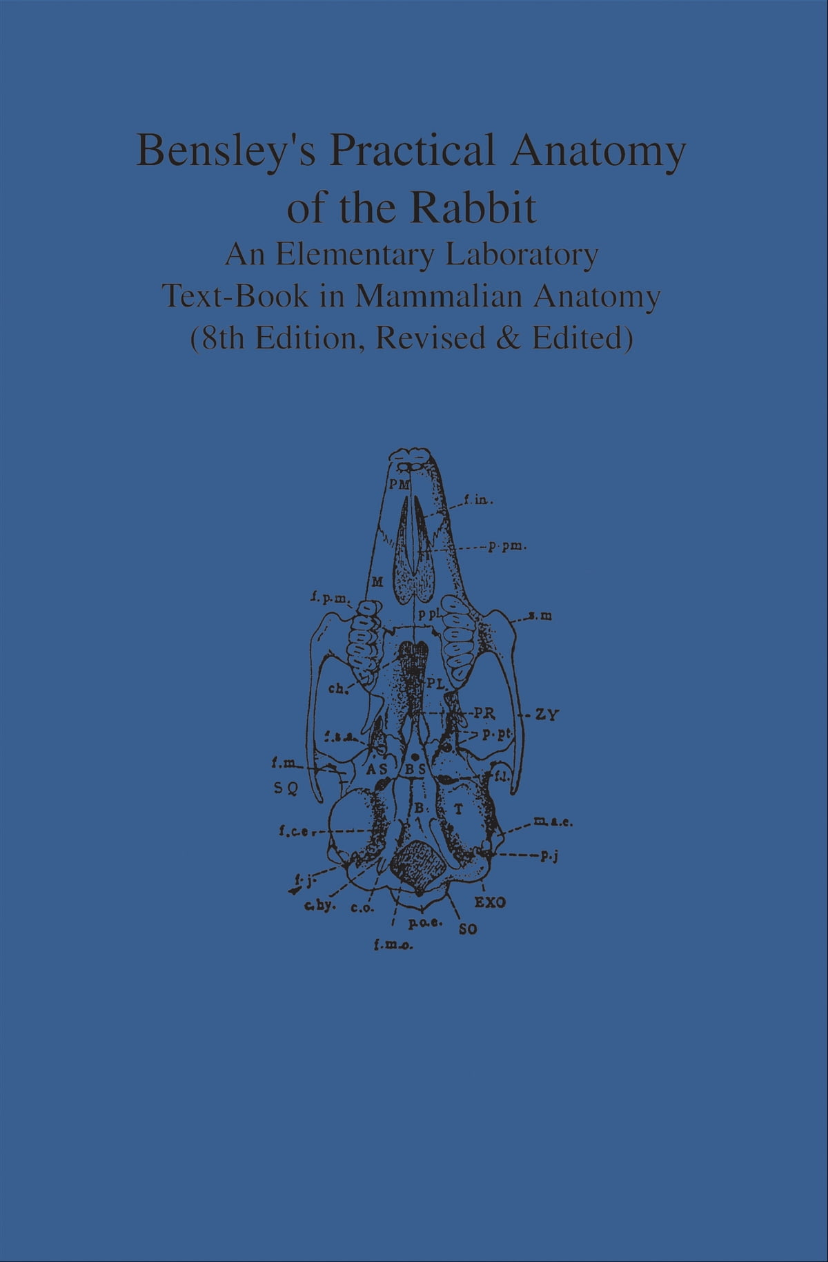 Bensleys Practical Anatomy Of The Rabbit Ebook By 9781442637764