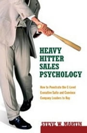 Heavy Hitters Psychology ebook by Steve Martin