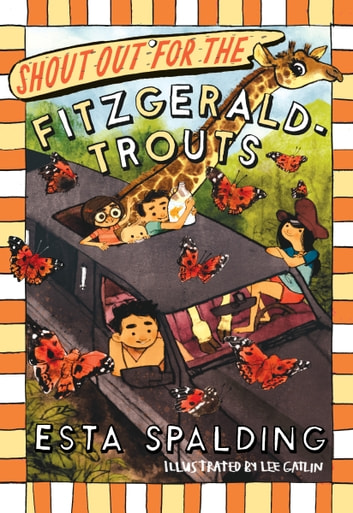 Shout Out for the Fitzgerald-Trouts eBook by Esta Spalding