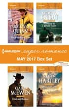 Harlequin Superromance May 2017 Box Set - An Anthology 電子書 by Tara Taylor Quinn, Claire McEwen, Kristina Knight,...
