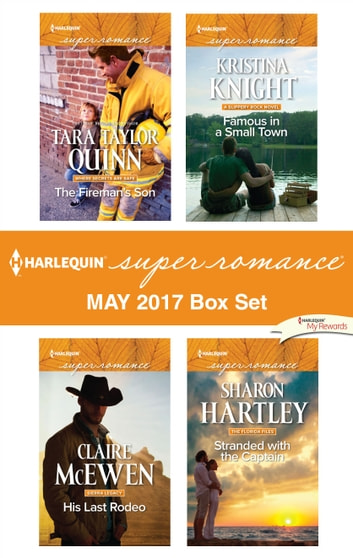 Harlequin Superromance May 2017 Box Set - An Anthology eBook by Tara Taylor Quinn,Claire McEwen,Kristina Knight,Sharon Hartley