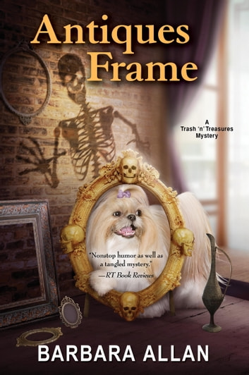 Antiques Frame ebook by Barbara Allan