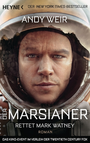 Der Marsianer - Roman ebook by Andy Weir