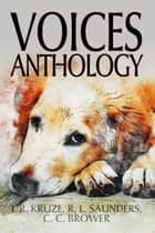 Voices Anthology - Short Story Fiction Anthology ebook by J. R. Kruze, C. C. Brower, R. L. Saunders