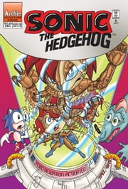 "Sonic the Hedgehog #29 ebook by Angelo DeCesare,Mike Gallagher,Art Mawhinney,Dave Manak,Rich Koslowski,Harvey Mercadoocasio,Patrick ""SPAZ"" Spaziante"