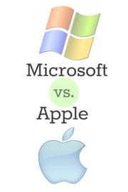 Apple vs. Microsoft: The Innovation, The Power, The Epic Nerd Catfight! ebook by GadChick
