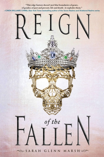 Reign of the Fallen ebook by Sarah Glenn Marsh